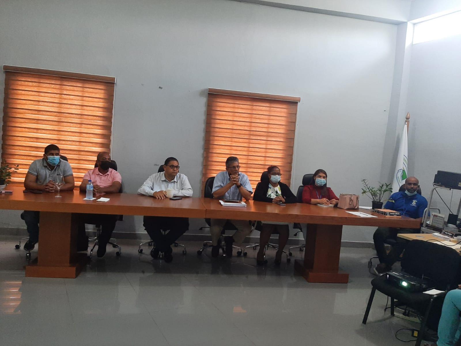 Primer encuentro para la coordinación del CDM